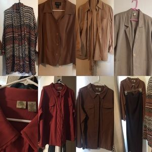 Women's Classic suede jackets